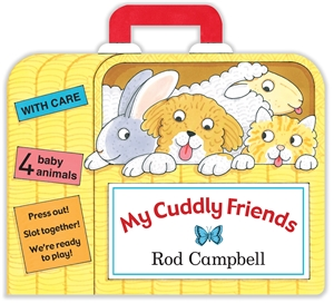 Rod Campbell - My Cuddly Friends