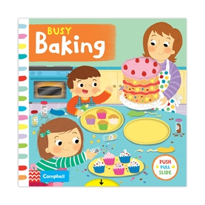 Louise Forshaw: Busy Baking