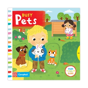 Louise Forshaw: Busy Pets