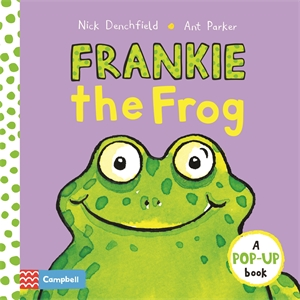 Nick Denchfield: Frankie the Frog