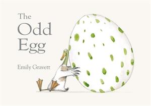 Emily Gravett: The Odd Egg