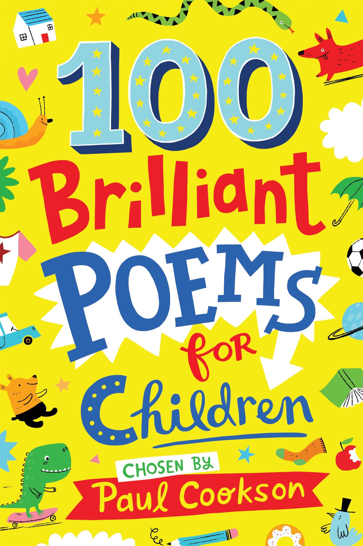 100 Brilliant Poems For Children - Pan Macmillan AU