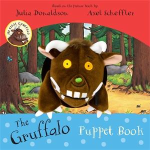 Julia Donaldson: My First Gruffalo: The Gruffalo Puppet Book