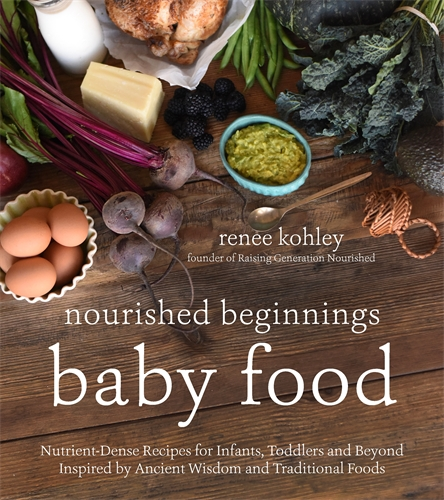 Nourished beginnings baby food pan macmillan au renee kohley nourished beginnings baby food forumfinder Images