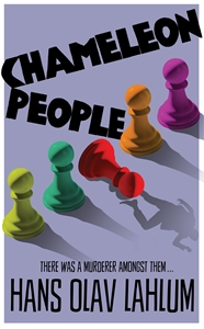 Chameleon People: A K2 Novel 4