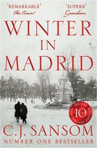 C. J. Sansom: Winter in Madrid