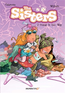 Christophe Cazenove: The Sisters Vol. 2: Doing It Our Way!
