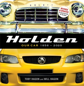 Holden: Our Car 1856–2017