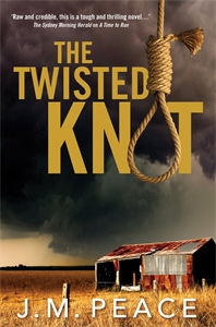 J.M. Peace: The Twisted Knot: A Constable Sammi Willis Novel 2