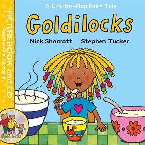 Lift-the-flap Fairy Tales: Goldilocks