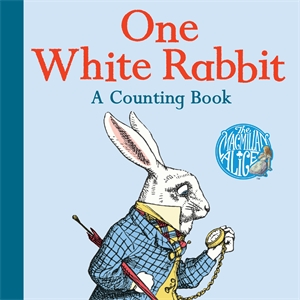 Lewis Carroll: One White Rabbit: A Counting Book
