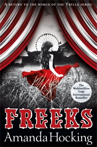 Amanda Hocking: Freeks