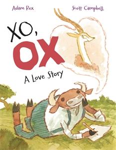 Adam Rex: XO, OX