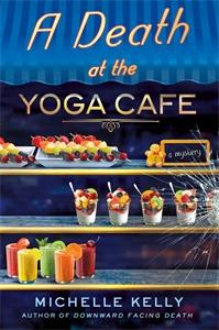 A Death at the Yoga Café