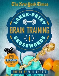 The New York Times Large-Print Brain-training Crosswords