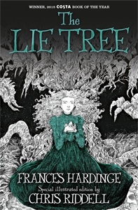 Frances Hardinge: The Lie Tree: Illustrated Edition