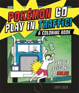 Pokémon Go Play in Traffic
