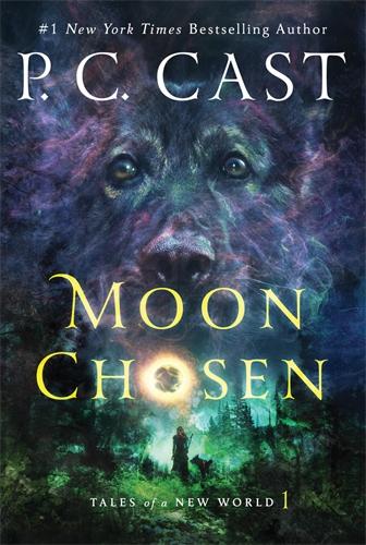P. C. Cast: Moon Chosen: Tales of a New World 1
