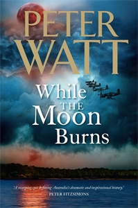 While the Moon Burns: The Frontier Series 11