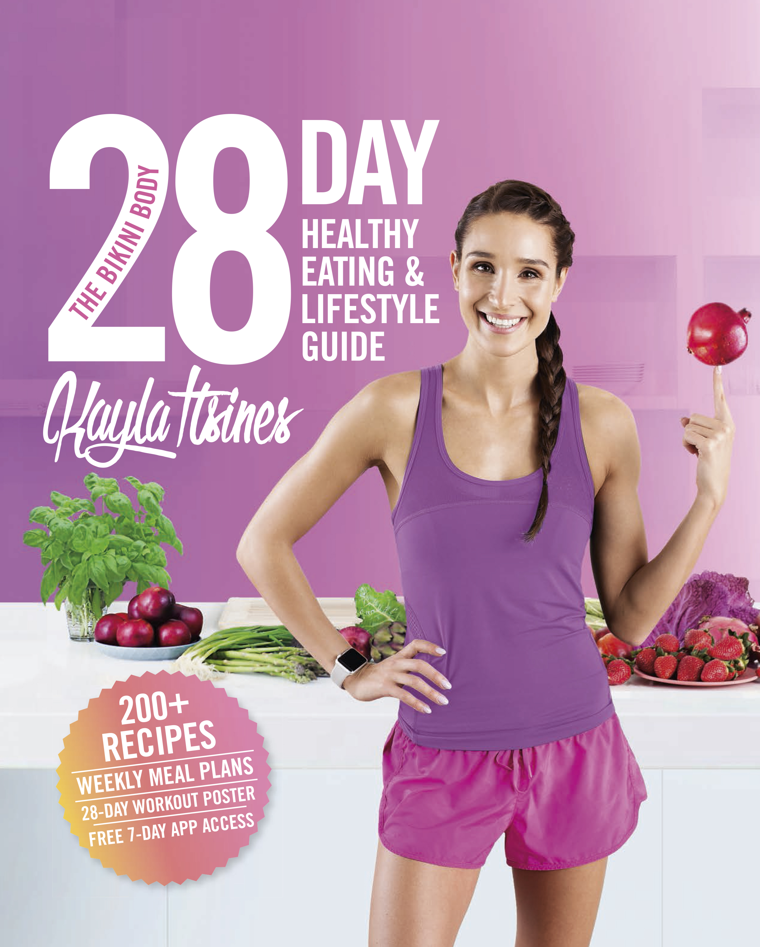 The Pan Bikini Healthy 28 Guide Lifestyle Day Eatingamp; Body hQrtsBoCdx
