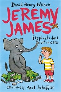 Jeremy James: Elephants Don't Sit on Cars