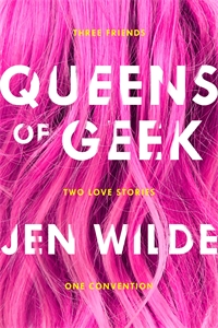 Jen Wilde: Queens of Geek