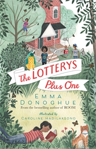 Emma Donoghue: The Lotterys Plus One