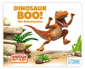 Paul Stickland: Dinosaur Boo! The Deinonychus