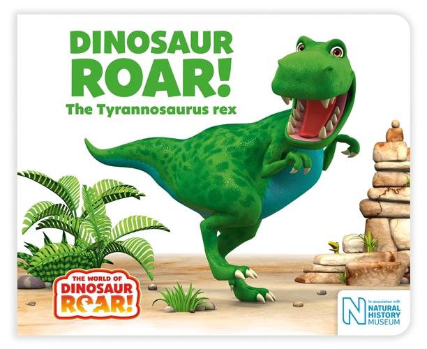 Jeanne Willis: Dinosaur Roar! The Tyrannosaurus Rex