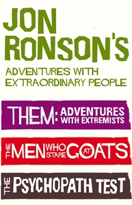Jon Ronson: Jon Ronson's Adventures with Extraordinary People