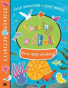 Sharing a Shell Sticker Book