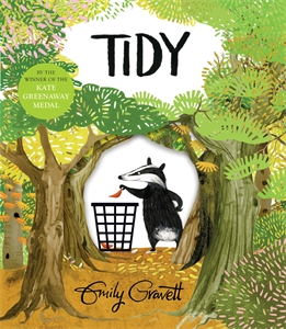 Emily Gravett: Tidy
