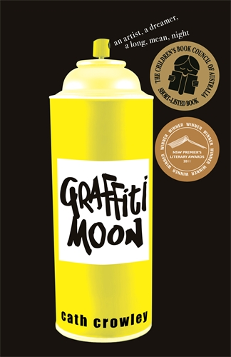 Cath Crowley: Graffiti Moon
