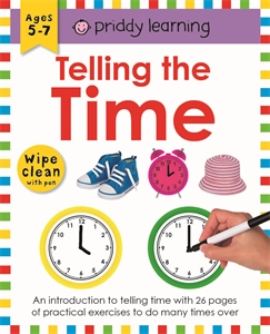 Roger Priddy: Telling the Time