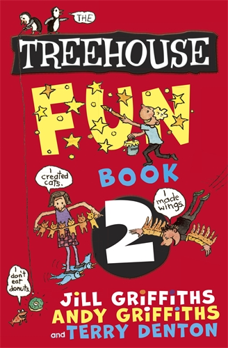 Andy Griffiths: The Treehouse Fun Book 2