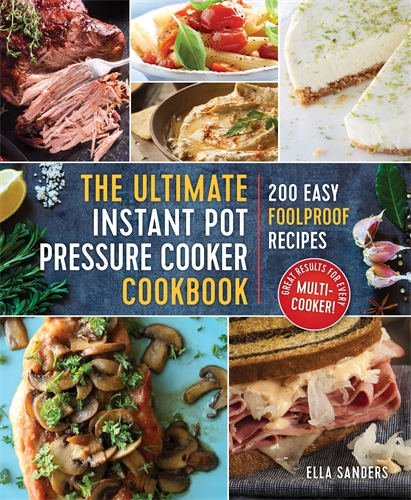 Product details pan macmillan australia ella sanders the ultimate instant pot pressure cooker cookbook forumfinder Images