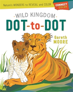 Connect & Color: Wild Kingdom Dot-to-Dot