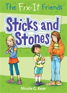 The Fix-It Friends: Sticks and Stones