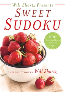 Will Shortz Presents Sweet Sudoku