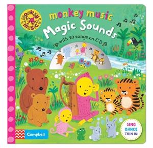 Emily Bolam: Monkey Music Magic Sounds
