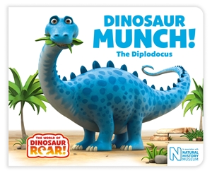 Jeanne Willis: Dinosaur Munch! The Diplodocus