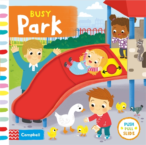 Louise Forshaw: Busy Park