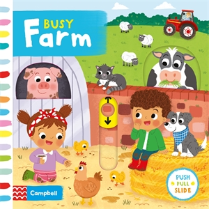 Louise Forshaw: Busy Farm