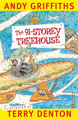 Andy Griffiths: The 91-Storey Treehouse