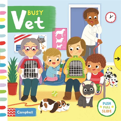 Louise Forshaw: Busy Vet