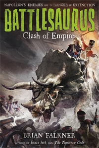 Brian Falkner: Battlesaurus: Clash of Empires