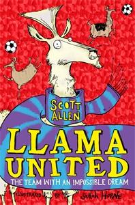 Llama United: Book 1