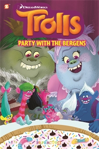 "Trolls Graphic Novels #3 ""Party with the Bergens"""