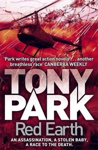 Tony Park: Red Earth