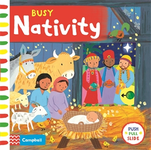 Macmillan Children's Books: Busy Nativity